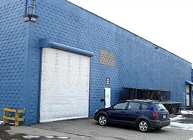Windgap Industrial Park Building #8a